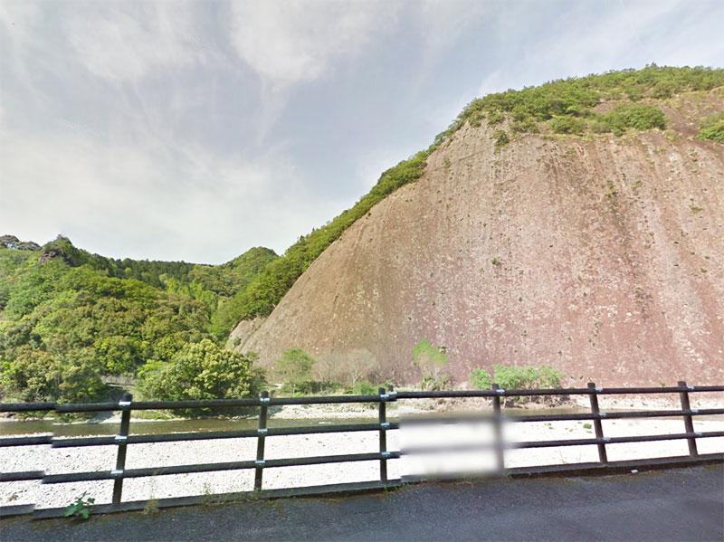 一枚岩キャンプ場
