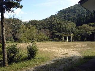 池ケ成キャンプ場