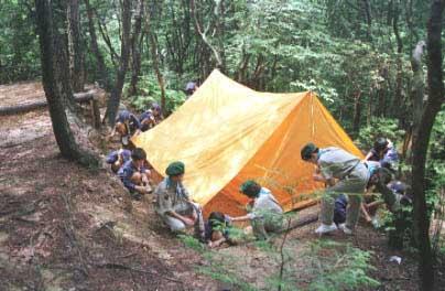 細野キャンプ場